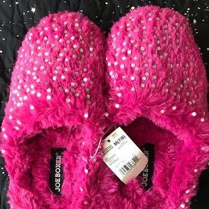 b5f956f1b Joe Boxer Slippers for Women | Poshmark